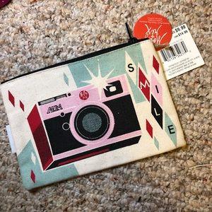 Camera Clutch Pencil Case Bag